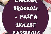 Kyckling o ost