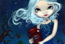 Signs by Jasmine Becket-Griffith / Sterrenbeelden volgens Jasmine Becket-Griffith