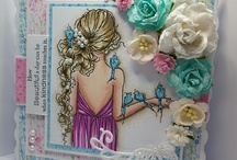 Gorgeous Cute Cards / Cards using Cute Images