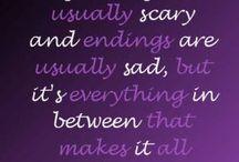 Wise Words / by Jen Cee