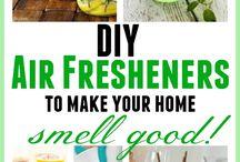DIY air freshners