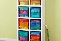 Kids Room / by Laura Clevenger