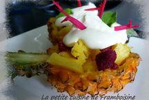 Ananas Victoria Réunion / Sirop, confitures et chocolat à l'Ananas Victoria sur mon site www.yumhbox.com - Prochainement de l'ananas Queen Victoria frais ...