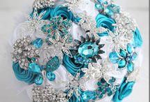 Decos / Decorations , colour coordinations