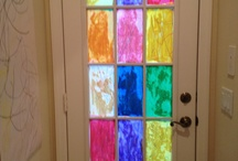 stained glass / by Cindy SodenfranciaTorres