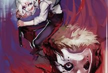 Tokyo ghoul e co.