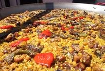 Sabores Mediterraneos  / Comidas en España, spanish food.