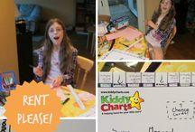 School age activities / by Erin Sweeney