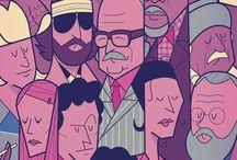 Poster personaggi