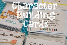 Character Building Activities Collaborative Homeschool / A board for sharing charter building activities.