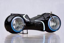 Movie Motorcycles