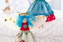 peg dolls / peg dolls