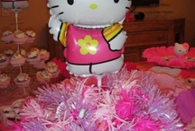 La's 5th birthday! / by Tiffany Johnson