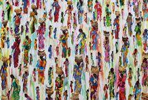 Exposição - Christine Drummond 2014 / Sofitel Jequitimar - Guarujá De 03 de Outubro a 05 de Dezembro