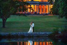 PhotoGlow twilight wedding portraits