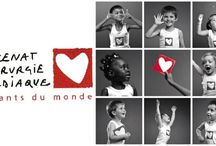 Your heart could save their / Mécénat Chirurgie Cardiaque Enfant du Monde allows children with heart defects to come to France and be operated ​​because they can not be cured in their home country due to a lack of financial and technical resources.