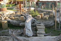 Outdoor Environments / Outdoor learning environment ideas and inspiration.
