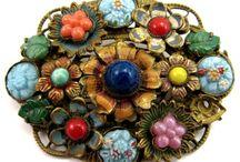 Czech art bijoux
