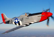 Vintage Warbirds / by Eric Anderson