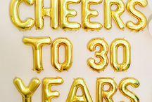 30 Year Wedding Anniversary Party Ideas