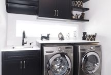 Laundry Rooms #Wash