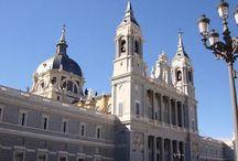 Madrid - Barcelona - Valência (Spain) / Madrid, Barcelona, Valência - Spain