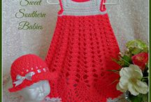 sukienki szydełkowe