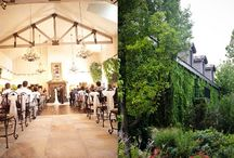 Most Amazing Wedding Locations! / Photos of some of our absolute favorite wedding locations!
