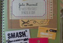 Junk journaling / by megan stockton