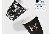 Celebrating Australian Style with Vittoria Coffee / CAMILLA AND MARC and Vittoria Coffee have teamed up to created limited edition coffee cups to Celebrate Australian Fashion.  / by CAMILLA AND MARC
