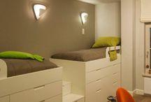 Dual Purpose Guest Room