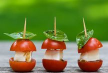 appetizers / by Michele Cunane Shapley