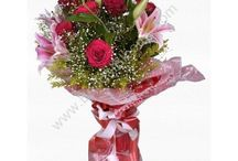 VALENTINE'S DAY FLOWERS / Pick the perfect Valentines Day Flowers. Get 100% customer satisfaction guaranteed from BengalBlooms.