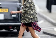 Styling tips. Cara Delevigne