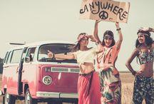 bohemio, hippie ✌