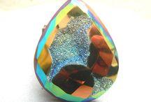 Gorgeous Very Sparkly  Titanium Druzy Agate / by Riyazuddin