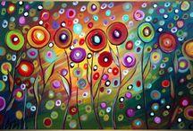 schilderijen maken