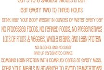 #EatClean / Nutrition Tips That will Change Your Life!