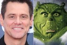 Actores antes y después del maquillaje