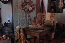 Decorating and Vignettes / by Sherri