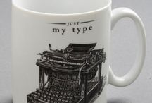 Writerly accoutrements / Unnecessary but fun products for writers.
