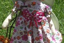 Festa Jardim Encantado / Bonecas da Pilar para sua festa de 1 aninho - tema jardim encantado
