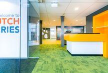 UDB / Interieurontwerp kantoor UDB door DE KROON interieurvormgeving