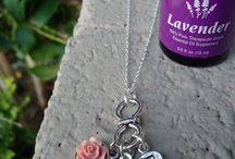 Diffusing necklace