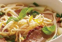 Yummy! Soups, Stews, Chili / Soups, stews, chilis!  Liquidy stuff in bowls!
