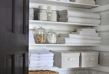 Linen closet / by Jessica Close