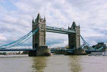 Viaje a Londres / Paisajes de Londres
