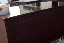 Các loại ván ép cốp pha / Ván sử dụng trong xây dựng và thi công nội thất
