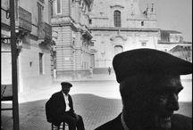 Photographer Ferdinando Scianna