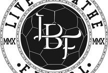 Live Breathe Futbol / Live Breathe Futbol is an apparel company that makes t-shirts that are geared towards avid soccer (futbol we like to call it) fans and players. If you love the beautiful game then Live Breathe Futbol is for you